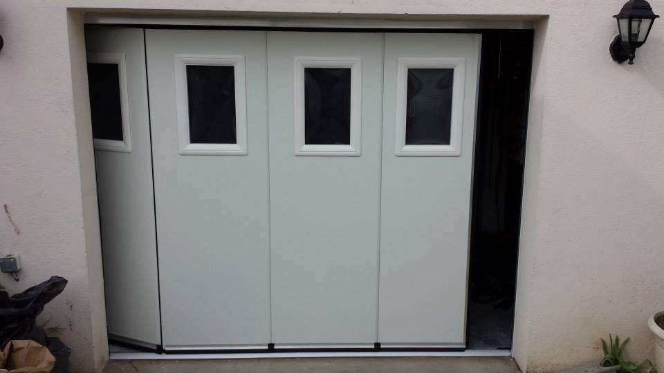 Porte de garage coulissante sur mesure 28 images porte - Porte de garage coulissante pvc sur mesure ...