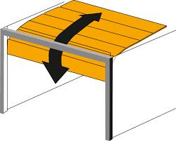 Porte de garage sur mesuresectionnelle