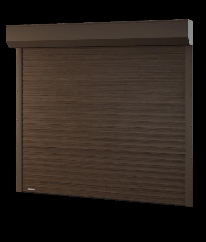 Porte de garage enroulable sur mesure lectrique somfy - Porte de garage enroulable somfy ...