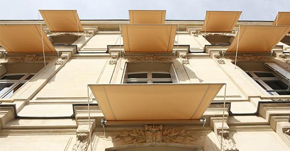 Immeuble Paris - France