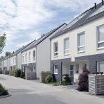 Contemporary twin houses / New settlement